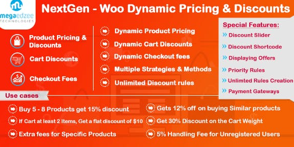 NextGen v5.08 - WooCommerce Dynamic Pricing and Discounts