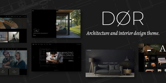 Dør v2.1 - Modern Architecture and Interior Design Theme